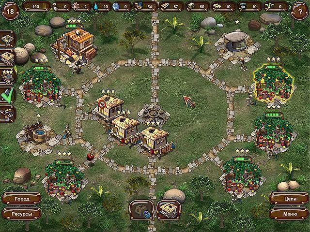Племя ацтеков. Новая земля