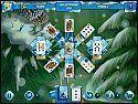 Бесплатная игра Солитер Джек Мороз. Зимние приключения скриншот 4