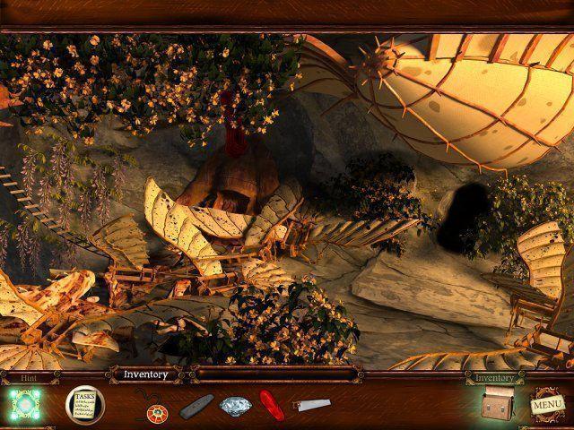Истории с драконовой горы: Стрикс